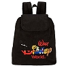 Disney Backpack Bag - Walt Disney World - Black