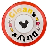 Disney Kitchen Gadget - Mickey Mouse Dishwasher Magnet - Clean / Dirty