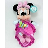Disney Plush - Disney's Babies - Minnie Mouse - Baby in Blanket