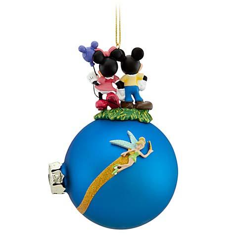 Disney Holiday Ornament - Our Walt Disney World Vacation