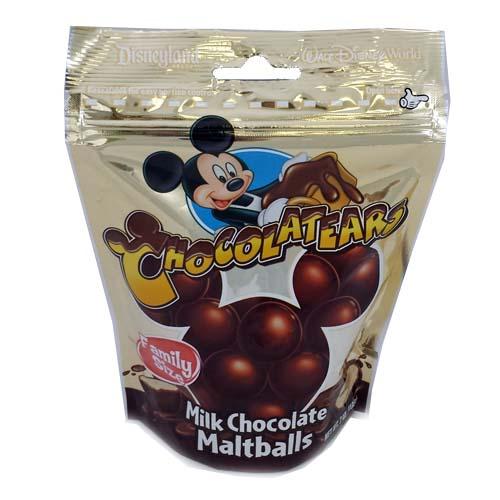 Your Wdw Store Disney Chocolatears Milk Chocolate Maltballs