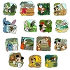 Disney Mystery Pin - Animal Kingdom - 15 COMPLETE PIN SET