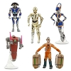 Star Wars Action Figure Set - Star Tours Travel Agency
