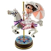 Disney Medium Figure Statue - Minnie Mouse - Carousel - Mary Poppins