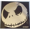 Disney Window Decal - Jack Skellington Skull