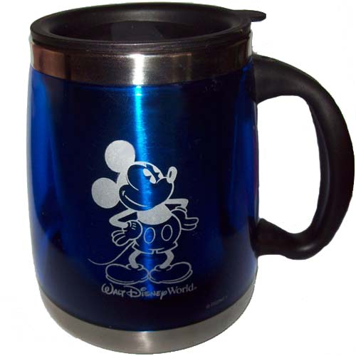 ... WDW Store - Disney Coffee Cup Mug - Minnie Mouse Thermal Liquid Logic