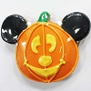 Disney Minnie's Bake Shop - Cinnamon Sugar Cookie - Halloween Pumpkin