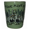 Disney Shot Glass - Finding Nemo - Mine, Mine, Mine - GREEN