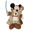 Disney Star Wars Plush - Jedi Mickey Mouse - 12''