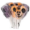 Disney Lollipop - Mickey Mouse - Halloween - 5 pack Grape and Orange