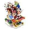 Disney Figurine - Mickey and Pals - Sleigh