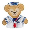 Disney Duffy Bear Clothes - Navy Sailor Costume