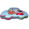 Disney Magic Towel - Cars - Lightning McQueen, Mater & Monorail