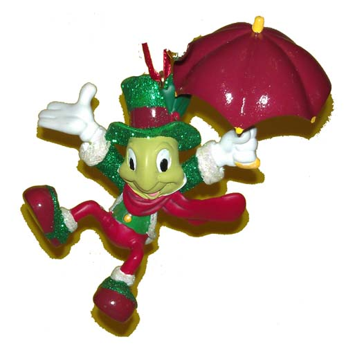 Your WDW Store - Disney Christmas Figurine Ornament - Pinocchio ...