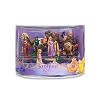 Disney Figurine Set - Rapunzel Deluxe Figurine Playset