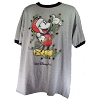 Disney Adult Shirt - Santa Mickey Christmas Lights