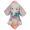Disney Plush - Disney's Babies - Dumbo - Baby in Blanket