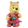Disney Plush - Disney's Babies - Pooh Bear - Baby in Blanket
