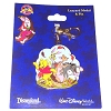 Disney Lanyard Medal and Pin Set - Pooh and Friends