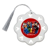 Disney Disc Ornament - 2012 Logo - Mickey and Friends