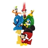 Disney Christmas Ornament - 2012 Mickey and Friends Figure