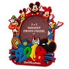 Disney Photo Frame Magnet - 2012 Logo Mickey and Pals