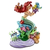 Disney Medium Figure Statue - Ariel and Friends