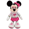 Disney Plush - 2011 Minnie Mouse Plush