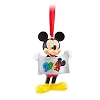 Disney Christmas Ornament - 2012 Mickey Mouse Figure