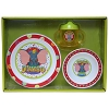Disney Plastic Dish Set - Dumbo - Baby Mine - Circus