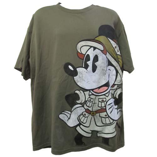 Your Wdw Store Disney Adult Shirt Safari Mickey