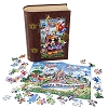 Disney Puzzle - Walt Disney World Characters at the Castle - 750 pc