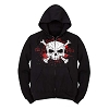 Disney ADULT Hoodie - Pirates of the Caribbean Dead Men Tell No Tales