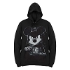 Disney ADULT Hoodie - ''Attitude'' Mickey Mouse