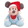 Disney Plush - Baby Plush - Mickey Mouse - ''Baby's First Christmas''