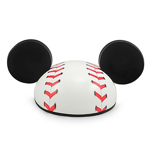 hat ears baseball mickey mouse white cap for adults by neff