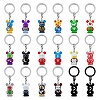 Disney Vinylmation Jr. Keychain Figure - Series 5 This That - RANDOM