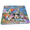 Disney Scrapbook - 8 x 8 - Mickey and Friends - Tourists