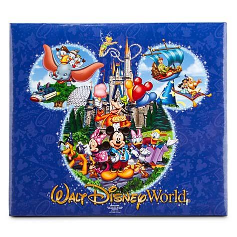 Your Wdw Store Disney Scrapbook Album 12 X 12