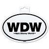 Disney Car Decal - Walt Disney World Car Sticker