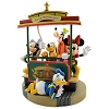 Disney Medium Figure Statue - 35th Anniversary - Mainstreet Trolley