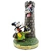 Disney Medium Figure Statue - Ye Olden Days - Minnie and Mickey Mouse