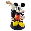 Disney Medium Figure Statue - Flag Mickey Mouse Salutes
