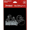 Disney Window Decal - The Haunted Mansion My Other Car is a Doombuggy