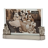 Disney Picture Frame - Metal Disney World Castle & Mickey - 4 x 6