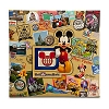 Disney Photo Album - 200 Pics - Nostalgic Scrapbook Collage
