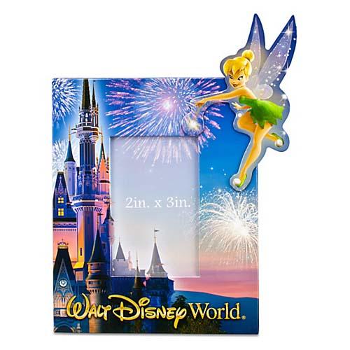 disney photo frame magnet tinker bell walt disney world - Disney World Picture Frames