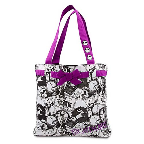 Your WDW Store - Disney Tote Bag - The Nightmare Before Christmas