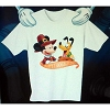 Disney CHILD Shirt - Thanksgiving Pilgrims - Mickey and Pluto