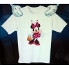 Disney Child Shirt - Halloween Minnie Mouse Lady Bug